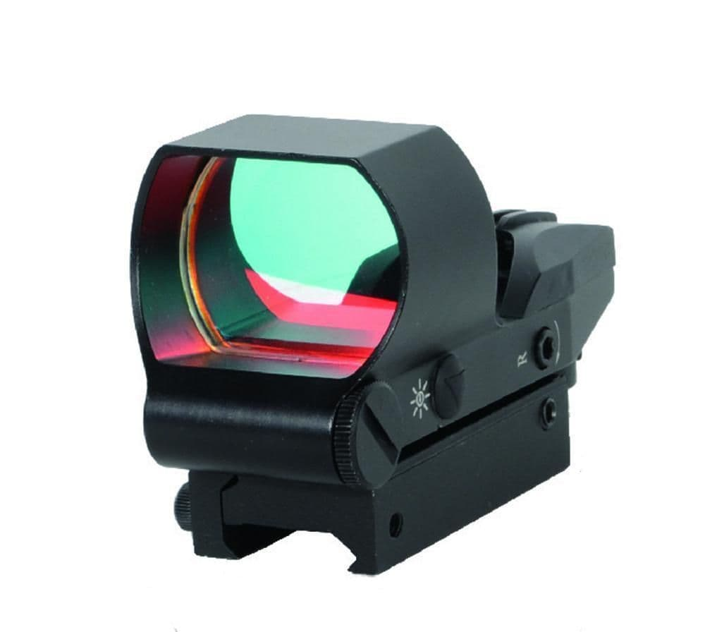 Swiss Arms Compact Red Dot Sight Scope Windage Elevation