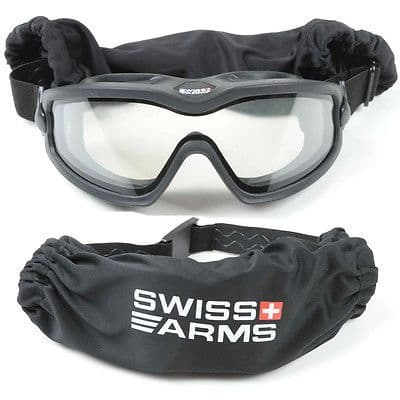 Swiss Arms Extreme Ops Tactical Glasses