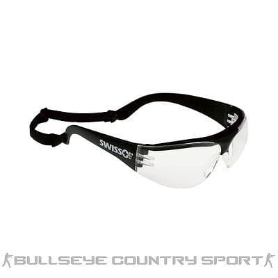 SWISS EYE OUTBREAK GLASSES CLEAR CYCLING AIRSOFT