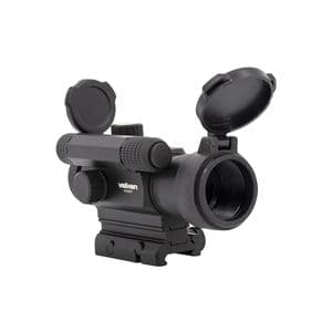 Valken 1x35 Red Dot Sight Scope Black Fog and Shock Resistant Airsoft Air #73889