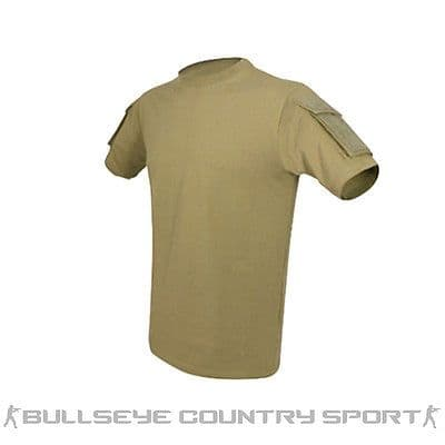 Viper Tactical T-Shirt with ID Panels Coyote