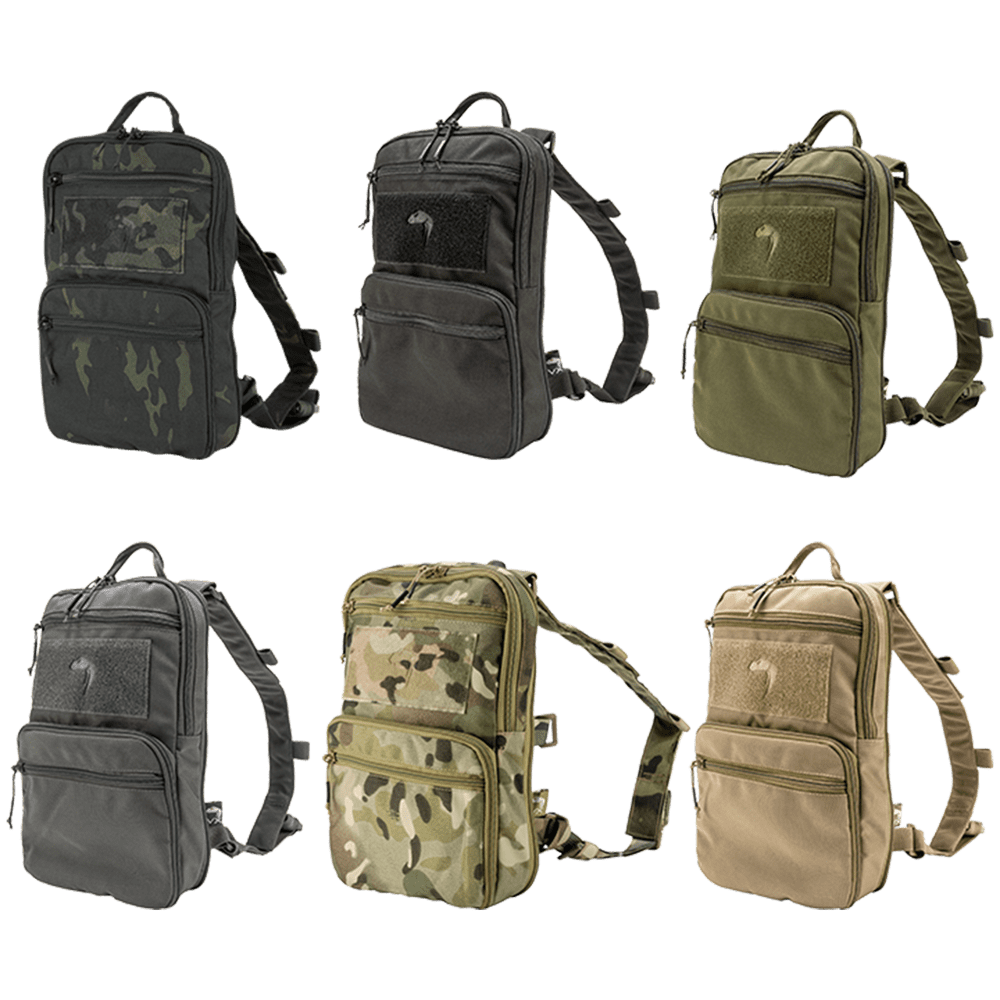Viper VX Buckle Up Charger Day Pack