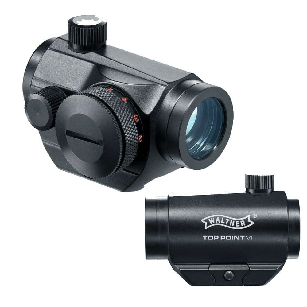 Walther Umarex Top Point VI Red Green Dot Scope