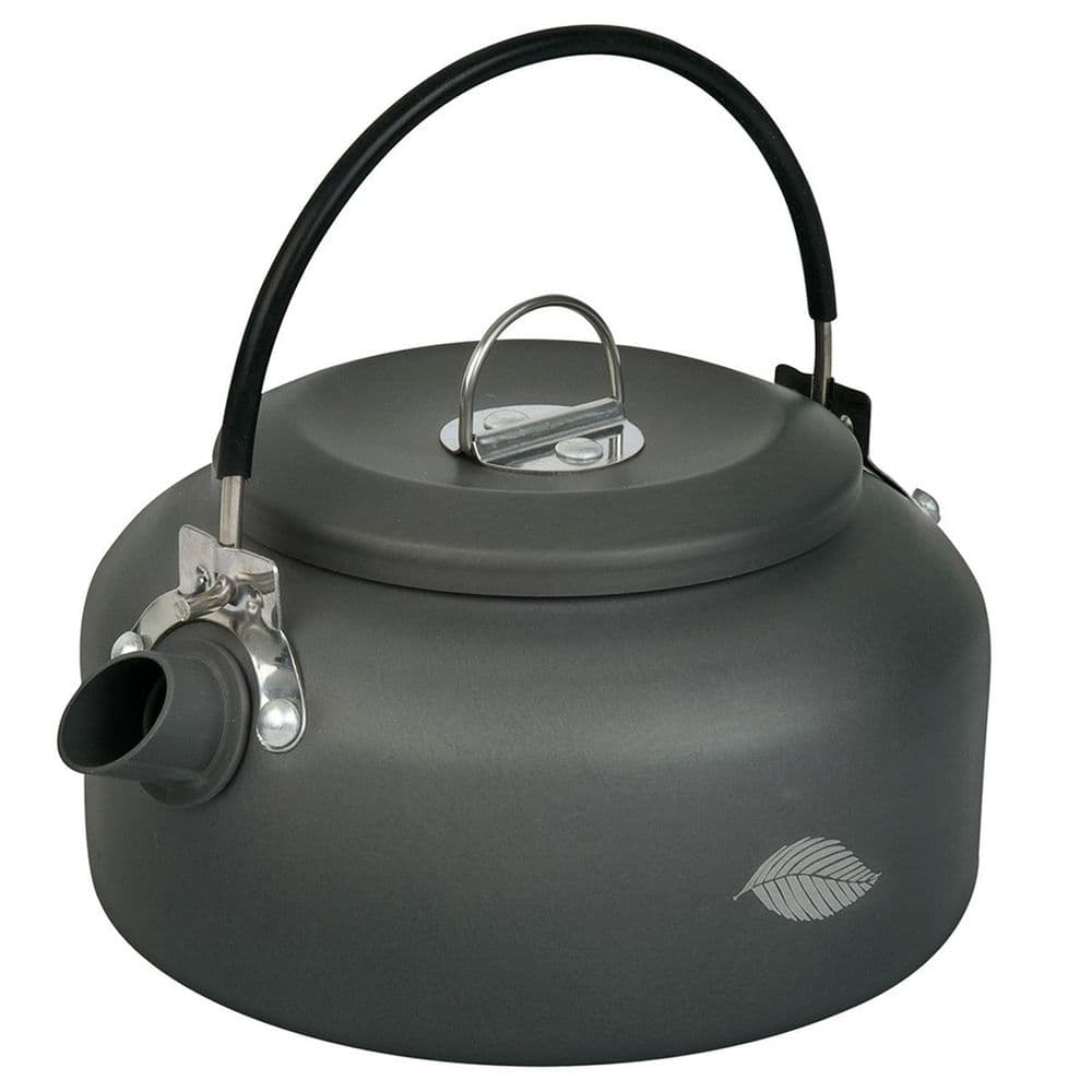 Wychwood Carpers Kettle Four Cup 1.3L Camping Stove Kettle Fire X9024