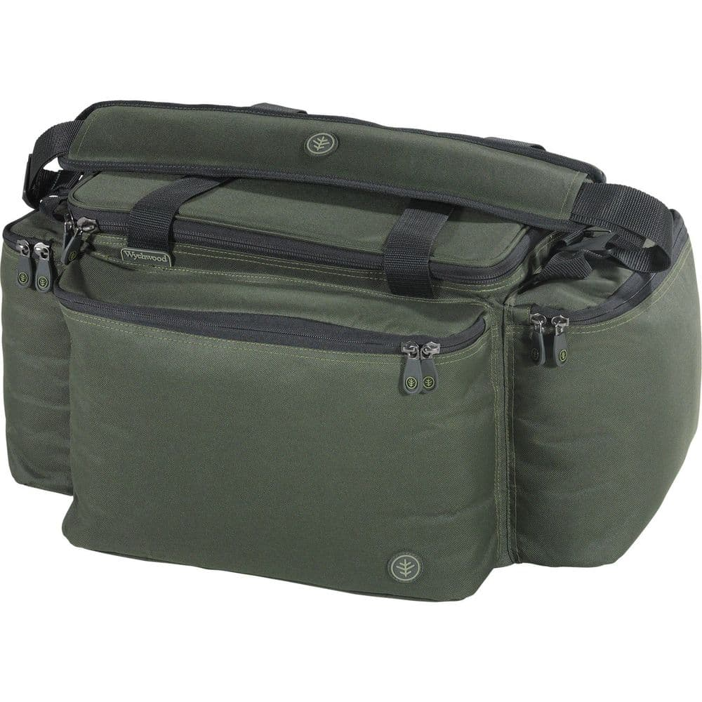 Wychwood Comforter Carryall Holdall Kit Tackle Fishing Bag Large Green #H2551