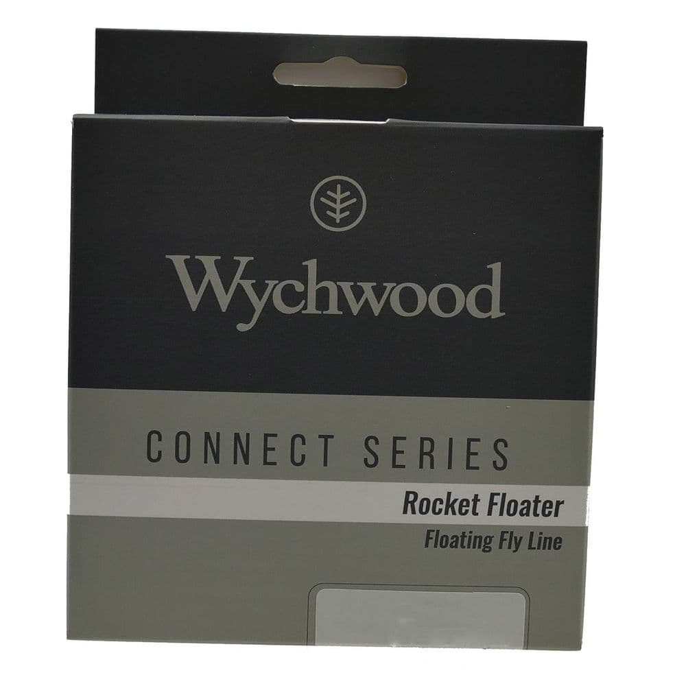 Wychwood Connect Series Rocket Floater Fly Fishing Line White