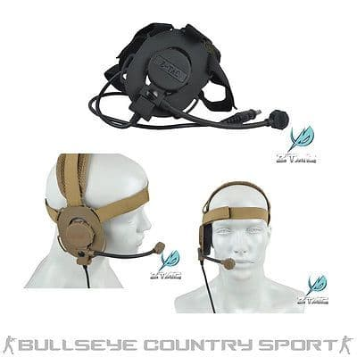 Z- Tactical Z029 Bowman Style Headset EVO III Airsoft Comms