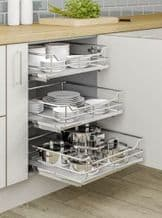 Pull-out Organiser Baskets