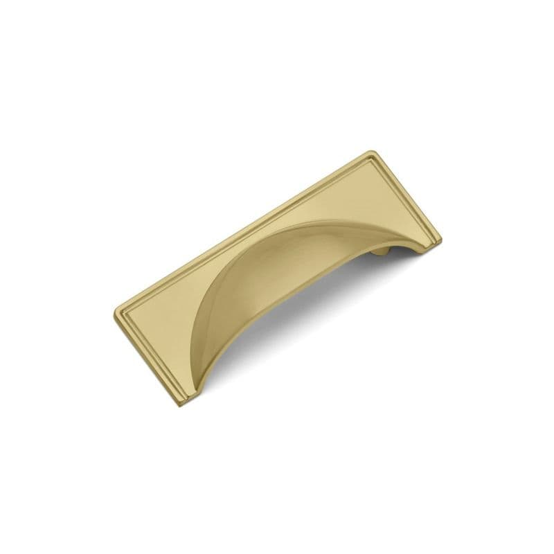 WINDSOR CUP Cupboard Handle - 2 sizes - 6 finishes (ECF FF11364/FF11396)