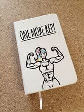 A6 'One More Rep' Notebook