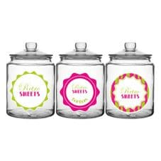 Custom Sweet Jar Labels Your Business Name And Sweet Name
