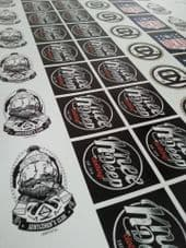 Custom Vinyl Sticker Printing - Your Image