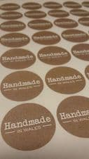 Handmade Stickers Paper Stickers - Product Packaging - Add Your Location