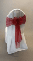 Chair Cover rental with Ribbon & Bow