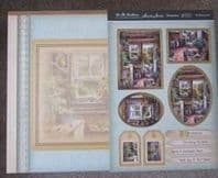 HUNKYDORY A4 Card Set The Potting Shed 300/350gsm  3 Card Pack