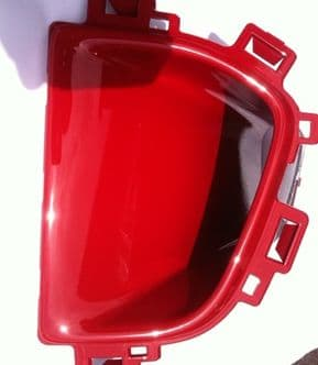 Brake ducts in Red (or any other colour)