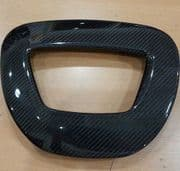 HUD surround in Carbon Fibre