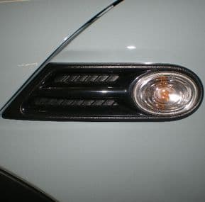 Side vents - Facelift black 2nd gen