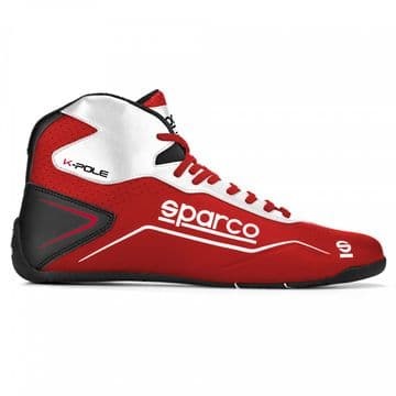 SPARCO K POLE RED