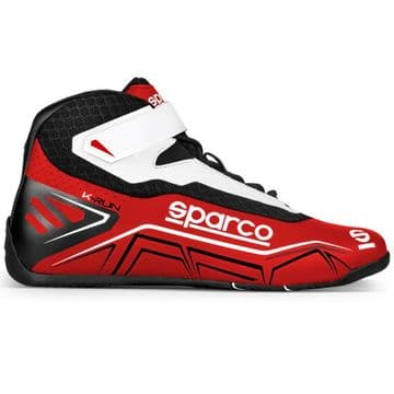 SPARCO K RUN RED/WHITE