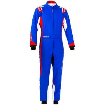 SPARCO THUNDER BLUE/RED