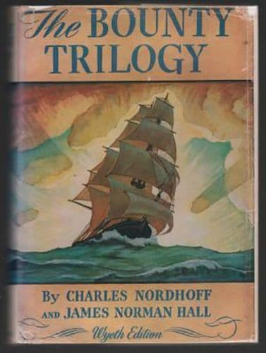 The Bounty Trilogy  [Hardcover] by Charles Nordhoff &  James Norman Hall