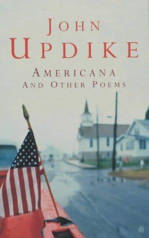 Americana and Other Poems [Paperback] by John Updike