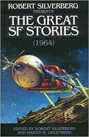 Great Science Fiction Stories  [Hardcover] Edited by Robert Silverberg