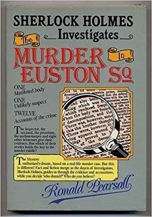 Murder in Euston SQ [Hardcover] by Ronald Pearsall
