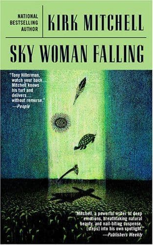 Sky Woman Falling  [Paperback] by Kirk Mitchell
