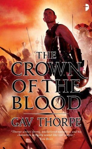 The Crown of the Blood [Paperback] by Gav Thorpe