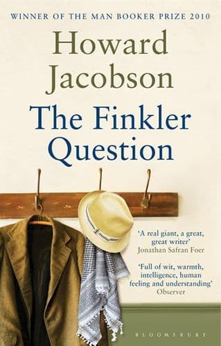The Finkler Question [Hardcover] by Howard Jacobson
