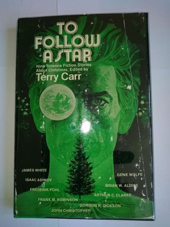 TO FOLLOW A STAR (HARDBACK) EDITED BY TERRY CARR