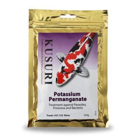 Kusuri Potassium Permanganate - 250g