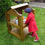 Outdoor Play Cabin