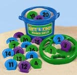 Sift And Find Number Shells