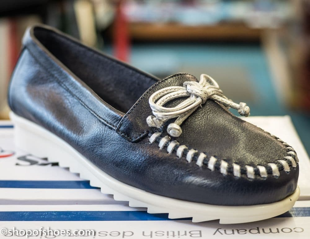 Bloom ultra soft leather moccasin