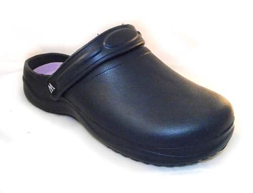Coolers wetlands Moulded EVA garden clogs / mules with Removable Insoles