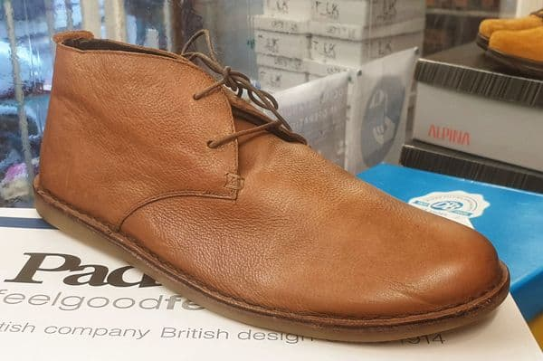 Judd light leather boot from padders