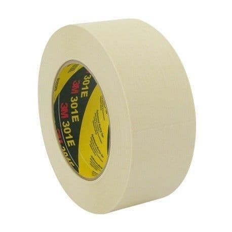 3M 301E (2364) 100°C Performance Masking Tape Tape Single Roll