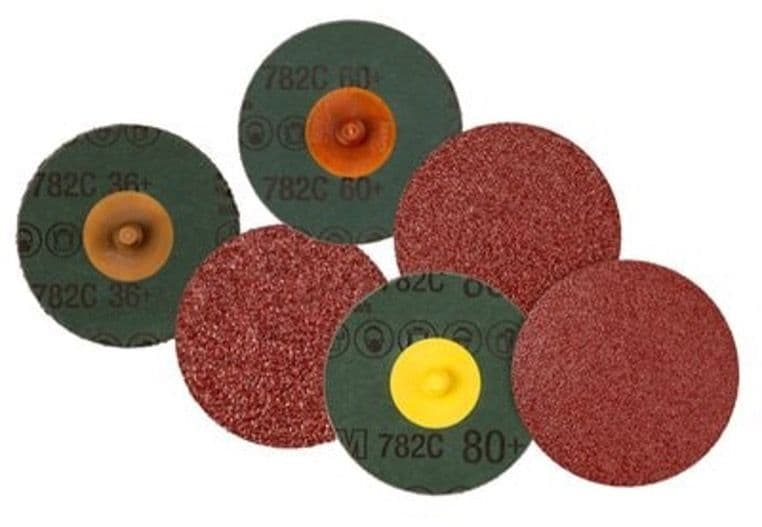 3M 782C Fibre Disc 76mm - Box of 50