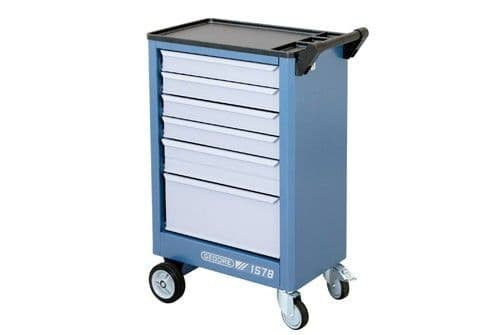 Gedore Tool Trolley With 6 Drawers