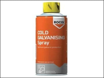 Rocol Cold Galvanising Spray 400ml 69515