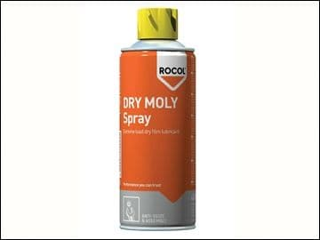 Rocol Dry Moly Spray 400ml 10025