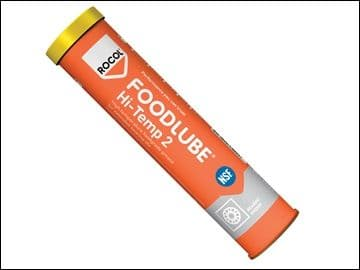 Rocol Foodlube High Temp 2 Bearing Grease NLGI 2 15251
