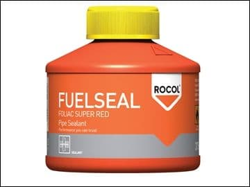 Rocol Fuelseal Foliac Super Red PJC 375g