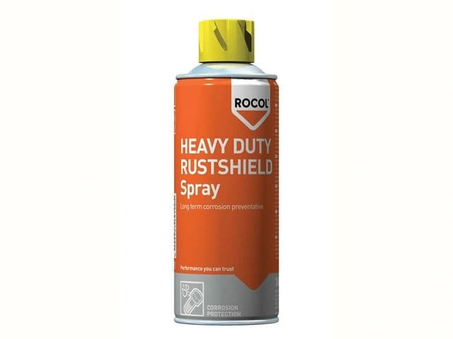 Rocol Heavy Duty Rustshield Spray 300ml