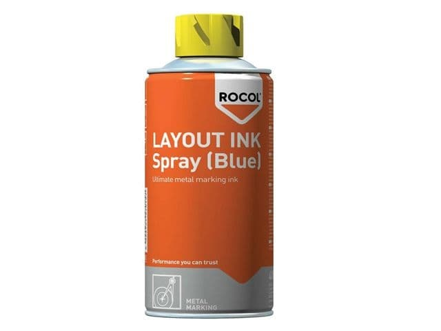 Rocol Layout Ink Spray (Blue) 300ml