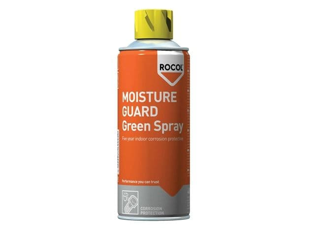 Rocol Moisture Guard Green Spray 400ml