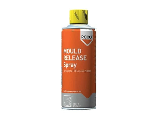 Rocol MRS Non Silicon Dry Film Spray